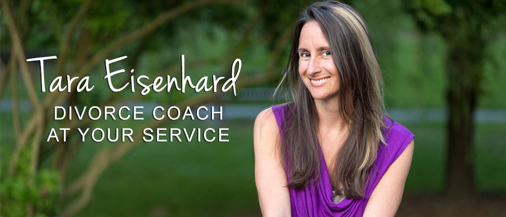 Tara Eisenhard Divorce Coach